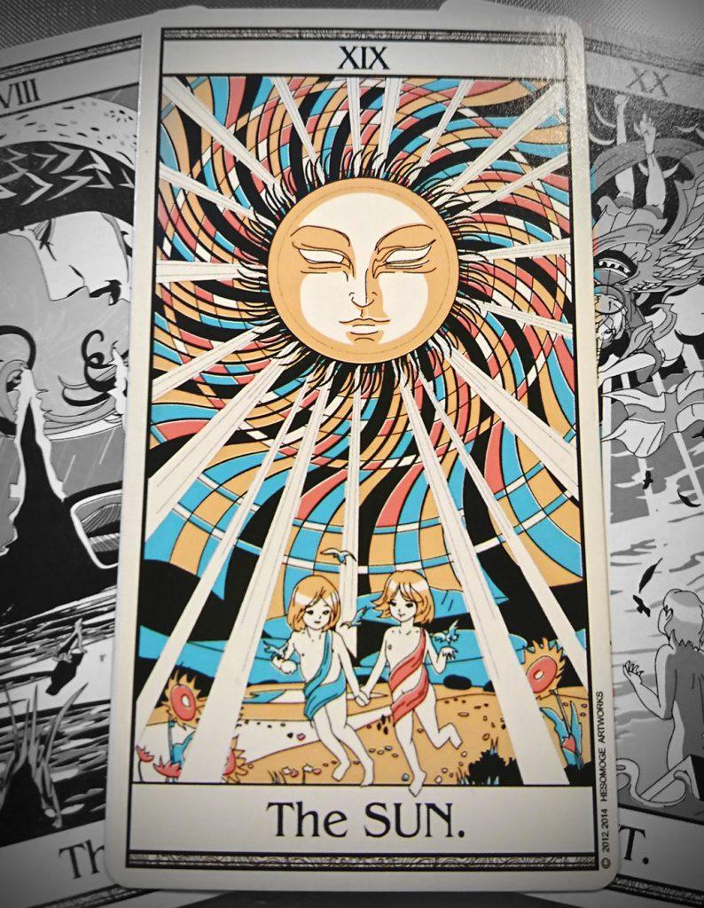 XIX.The SUN 完成版